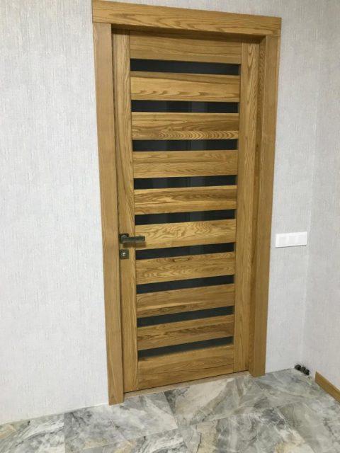 двери ясень