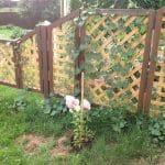 решётки садовые (2)