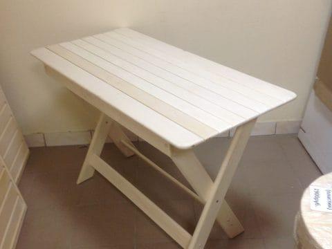 стол нераскладной липа